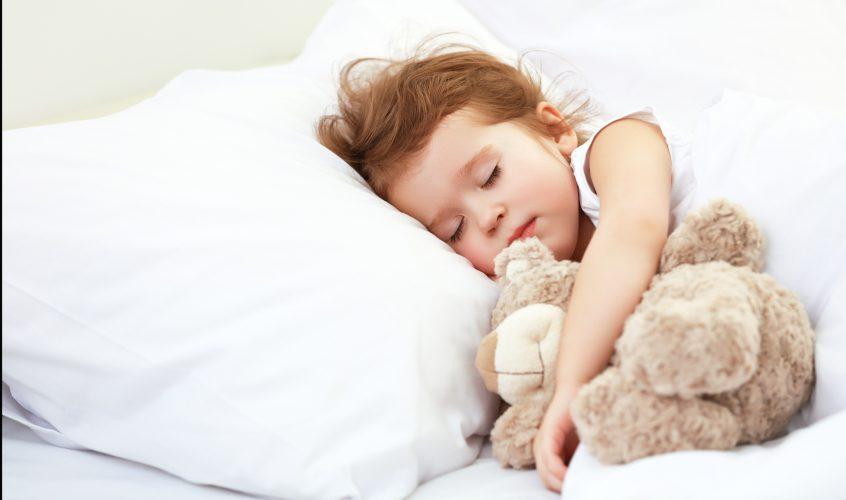 Por que o sono é tão importante para as crianças