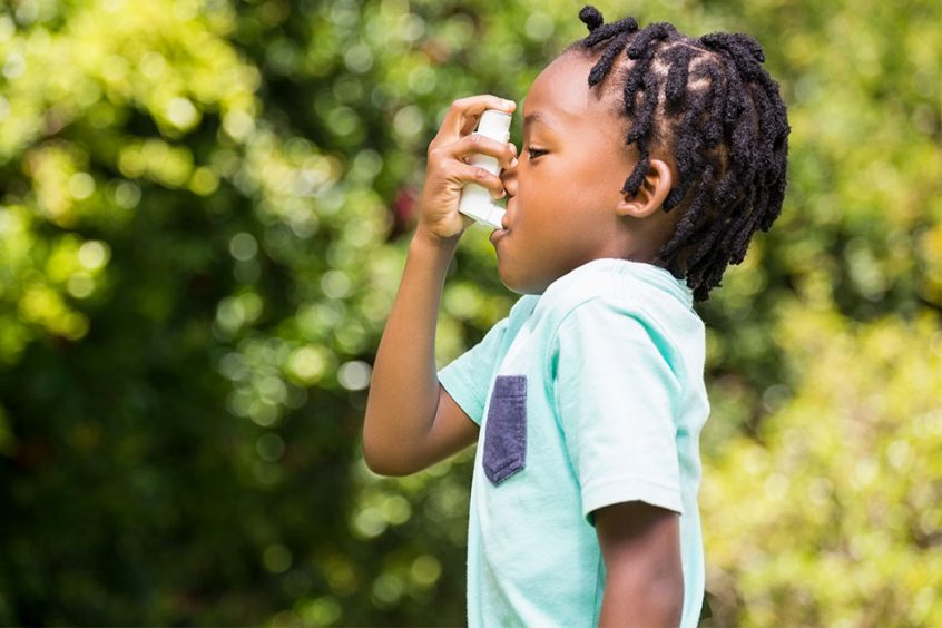 A Asma na Infância | Amare Pediatria Especializada